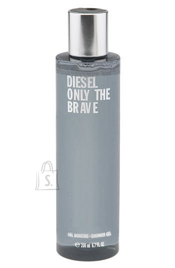Diesel Only The Brave Shower Gel (150 ml)