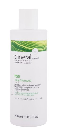 AHAVA Clineral Shampoo (250 ml)