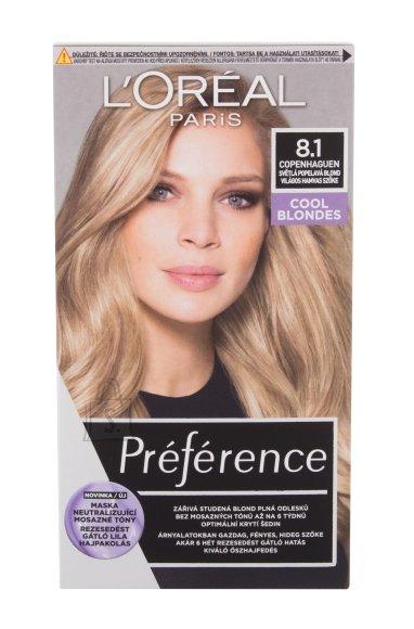 L´Oréal Paris Pr?f?rence Hair Color (60 ml)