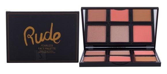 Rude Cosmetics Fearless Makeup Palette (18 g)