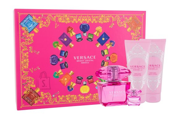 Versace Bright Crystal Shower Gel (90 ml)