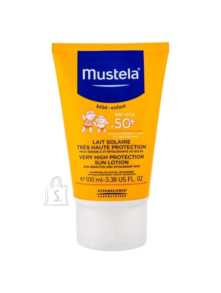 Mustela Solaires Sun Body Lotion (100 ml)