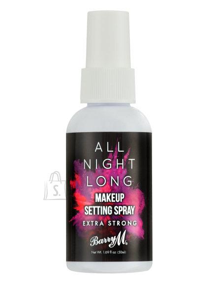 Barry M All Night Long Make - Up Fixator (50 ml)