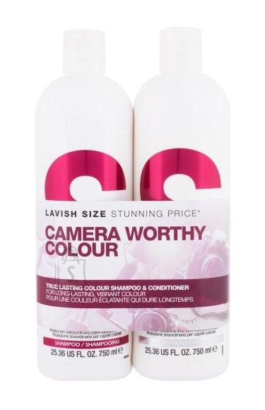 Tigi S Factor True Lasting Colour šampoon + palsam 1500 ml