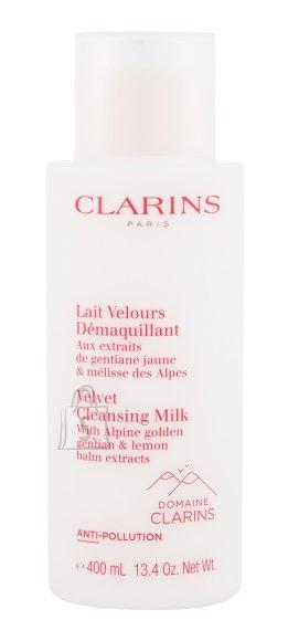 Clarins Velvet Cleansing Milk (400 ml)