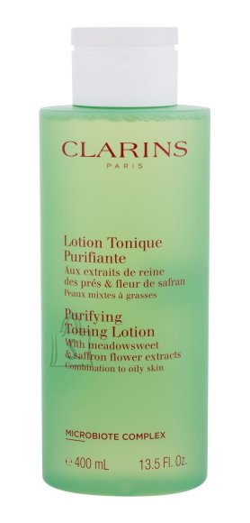 Clarins Purifying Toning Lotion Facial Lotion and Spray (400 ml)