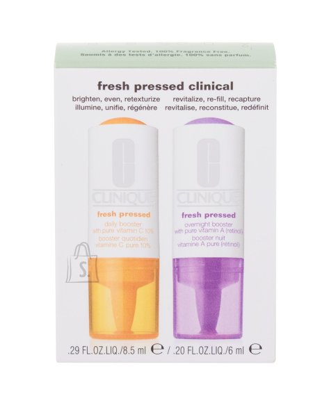 Clinique Fresh Pressed Clinical Skin Serum (8,5 ml)