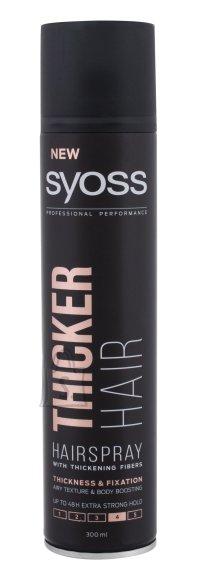 Syoss Professional Performance Thicker Hair Hair Spray (300 ml)