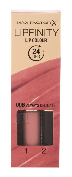 Max Factor Lipfinity Lipstick (4,2 g)
