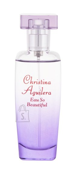 Christina Aguilera Eau So Beautiful Eau de Parfum (30 ml)