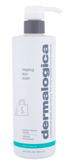 Dermalogica Active Clearing Cleansing Mousse (500 ml)