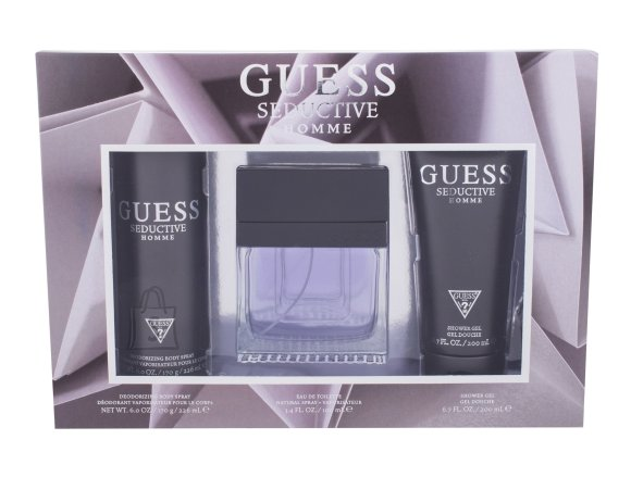 GUESS Seductive Shower Gel (100 ml)