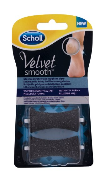 SCHOLL Velvet Smooth Pedicure (2 pc)