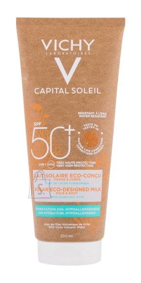 Vichy Capital Soleil Sun Body Lotion (200 ml)