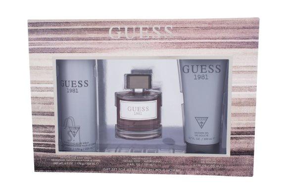 GUESS Guess 1981 Shower Gel (100 ml)