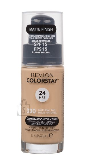 Revlon Colorstay Makeup Combination Oily Skin jumestuskreem Natural Tan 30ml