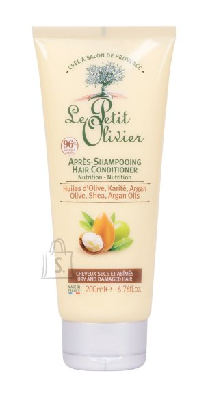 Le Petit Olivier Olive, Shea, Argan Oils Conditioner (200 ml)