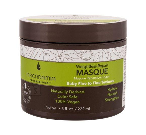 Macadamia Professional Weightless Repair Hair Mask (222 ml)