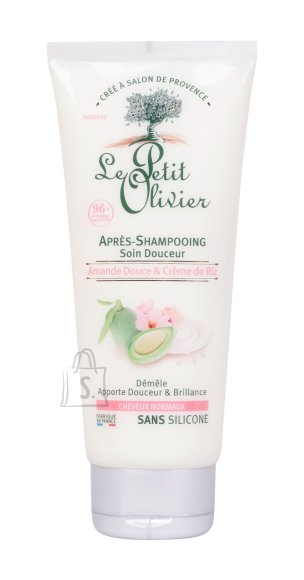 Le Petit Olivier Sweet Almond & Rice Conditioner (200 ml)