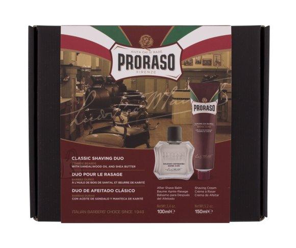 PRORASO Red Shaving Cream (100 ml)