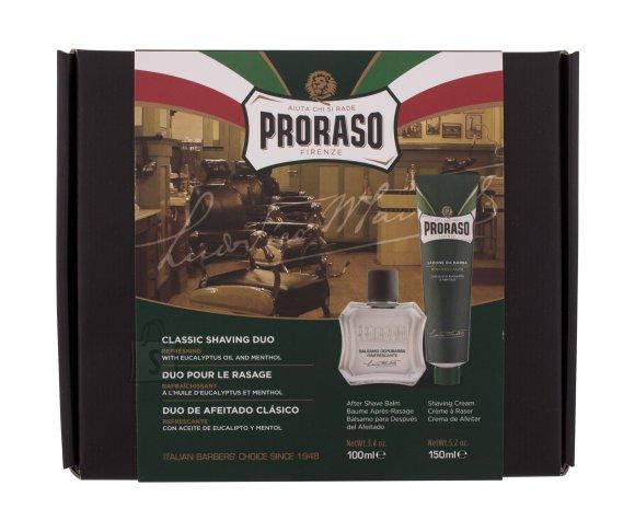 PRORASO Green Shaving Cream (100 ml)