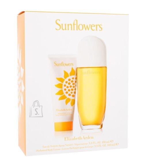 Elizabeth Arden Sunflowers lõhnakomplekt EdT 100 ml