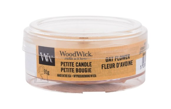 WoodWick Oat Flower Scented Candle (31 g)