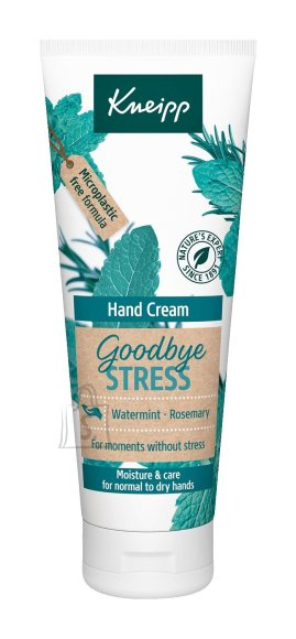 Kneipp Goodbye Stress Hand Cream (75 ml)