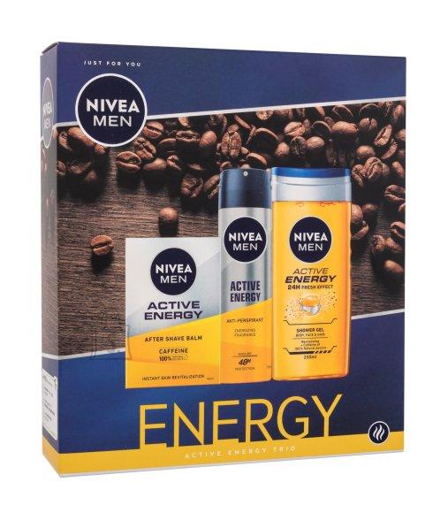 Nivea Men Active Energy Shower Gel (100 ml)