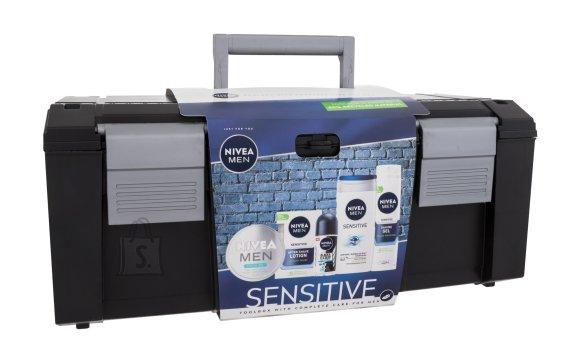 Nivea Men Sensitive Facial Gel (100 ml)