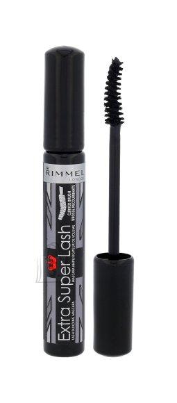 Rimmel London Extra Super Lash Curved Brush ripsmetušš 8 ml must