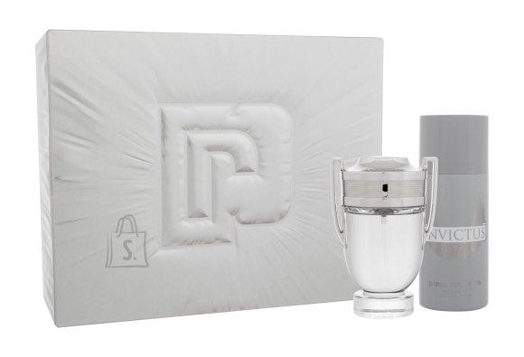 Paco Rabanne Invictus lõhnakomplekt EdT 100 ml