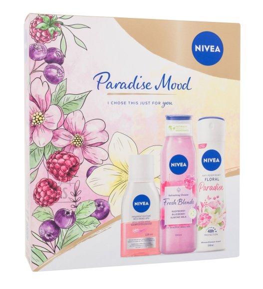 Nivea Paradise Mood Eye Makeup Remover (300 ml)