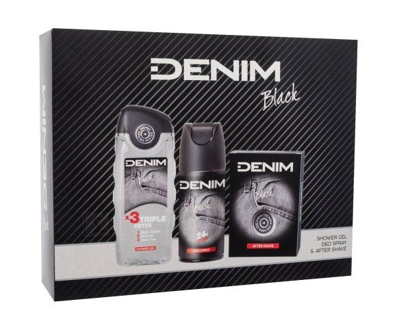 Denim Black Shower Gel (100 ml)