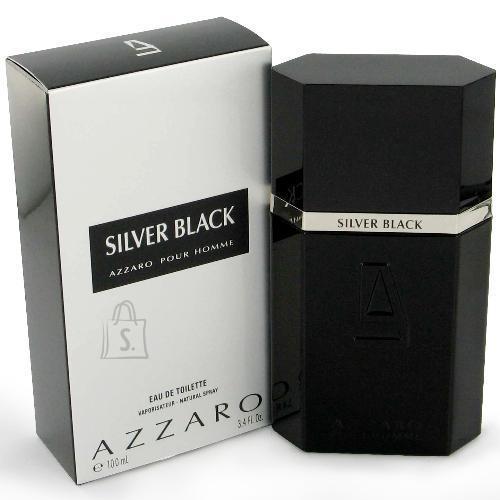 Azzaro Silver Black tualettvesi meestele EdT 100ml