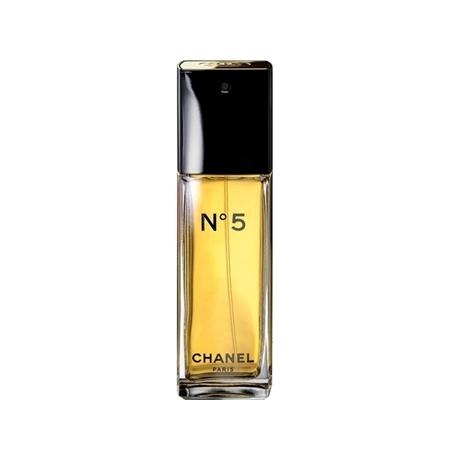 Chanel No.5 tualettvesi naistele EdT 3x20ml