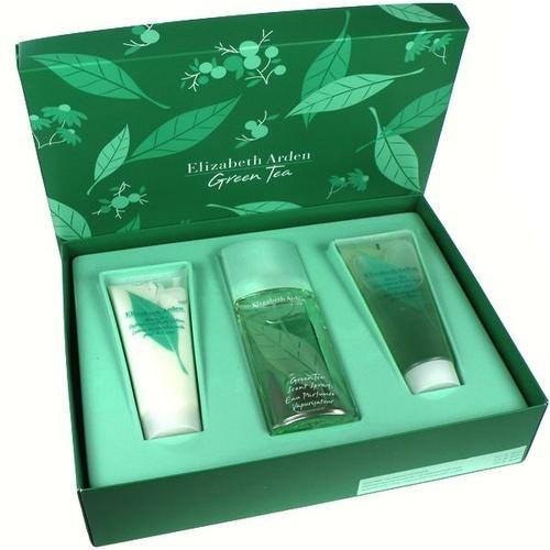 Elizabeth Arden Green Tea lõhnakomplekt naistele 3x100ml