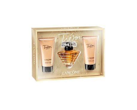 Lancôme Tresor 3-osal lõhnakomplekt naistele EdP 30ml