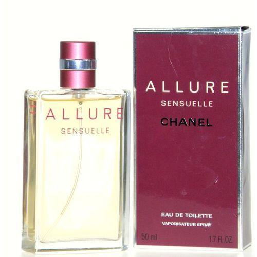 Chanel Allure Sensuelle tualettvesi naistele EdT 100ml