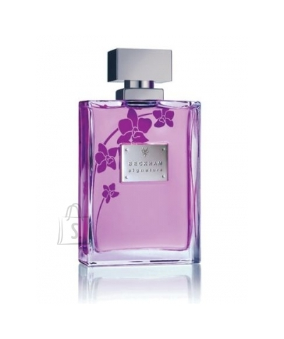 David Beckham Signature tualettvesi naistele EdT 75ml
