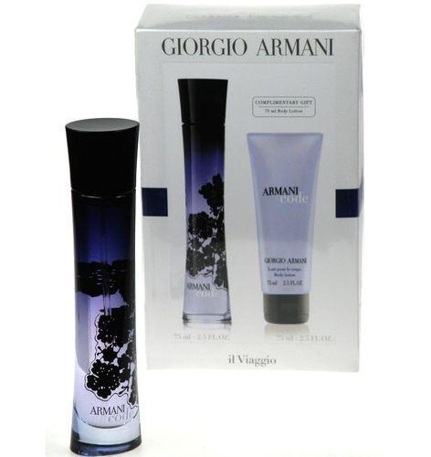 Giorgio Armani Code lõhnakomplekt naistele EdP 75ml