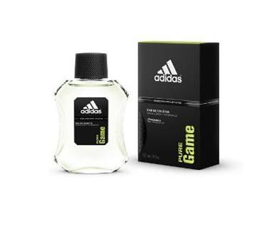 Adidas Pure Game tualetvesi meestele EDT 100ml