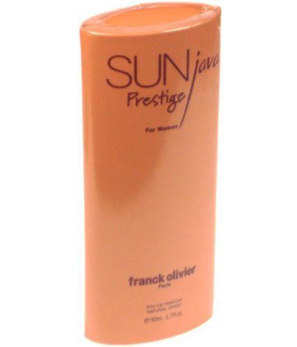 Franck Olivier Sun Java Prestige parfüümvesi naistele EdP 50ml