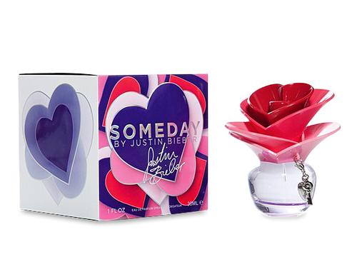Justin Bieber Someday parfüümvesi naistele EdP 100ml