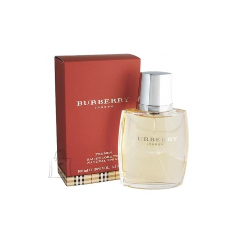 Burberry for Man tualettvesi meestele EdT 50ml