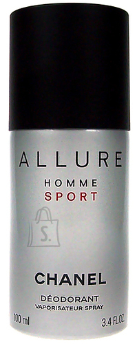 Chanel Allure Homme spray deodorant meestele 100ml