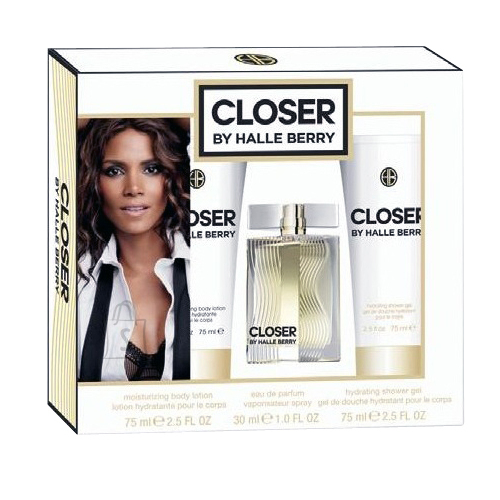 Halle Berry Closer lõhnakomplekt naistele EdP 180 ml