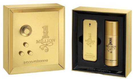 Paco Rabanne 1 Million lõhnakomplekt meestele EdT 100ml