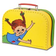 Pippi laste reisikohver