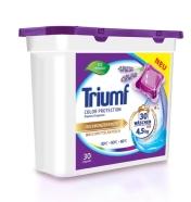 Triumf Color Protection pesukapslid värvilisele pesule 30 tk